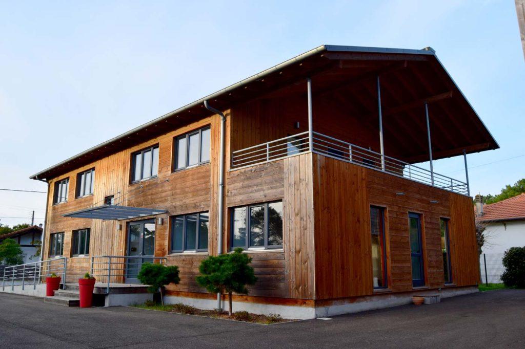 Les bureaux du Groupe Mirco à Mimizan (Landes 40)